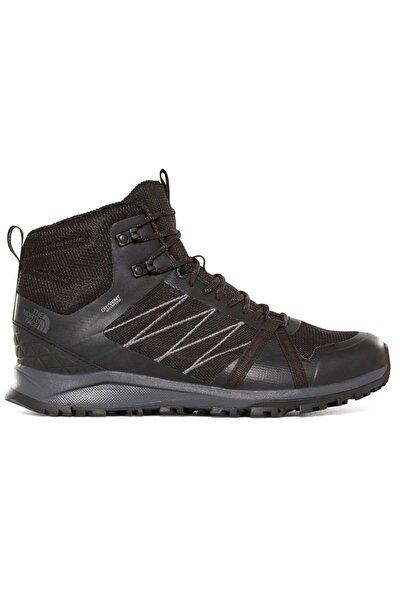 M Lw Fp Ii Mid Wp Erkek Siyah Outdoor Ayakkabı Nf0a47heca01