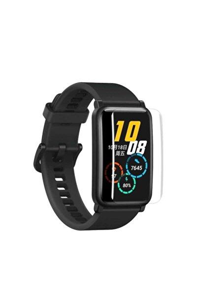 Huawei Watch Fit Silikon Full Body Ekran Koruyucu