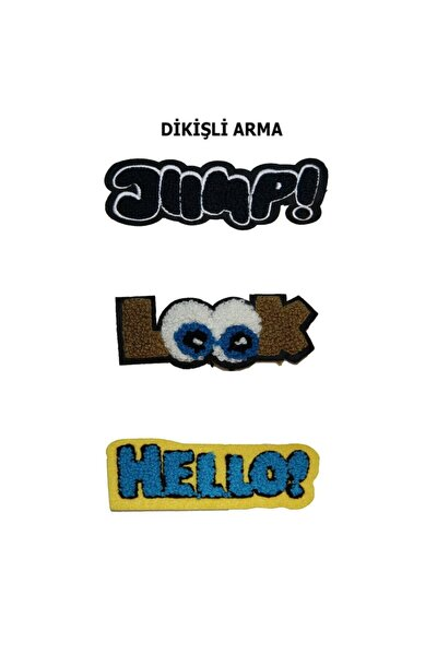 Rengarenk Seri Arma Yama Patch Sticker