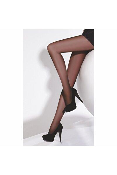 Lady Fıty 15 Bayan Külotlu Çorap Büyük Beden