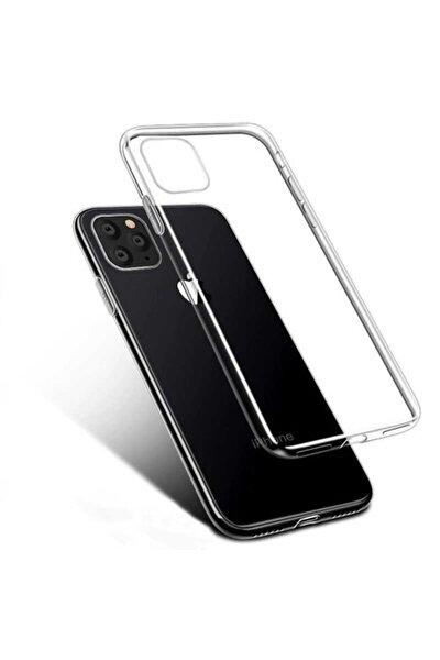 "Iphone 11 Pro Max (6.5"") Şeffaf Kılıf 0,2 Mm Ultra Ince"