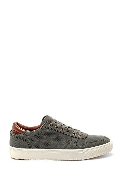 Erkek Haki Günlük Sneaker Ayakkabı