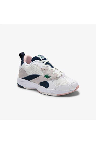 Storm 96 0120 1 Sfa Kadın Açık Gri - Açık Pembe Sneaker