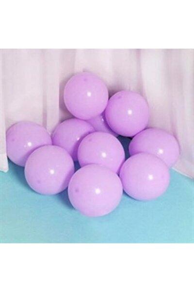 Makaron Balon Mor 10 'lu Paket