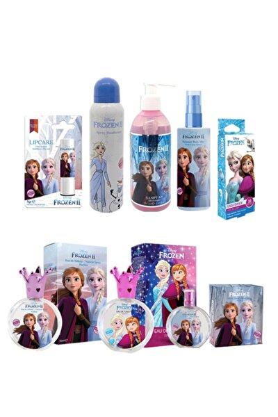 Kız Çocuk Parfüm Çoklu Set