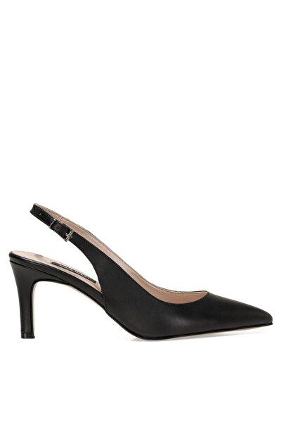 HALBEY 1FX Siyah Kadın Gova Ayakkabı 101006132