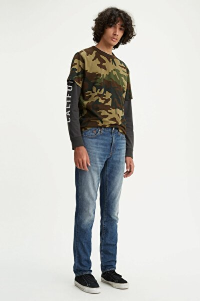511 Slim Fit Erkek Jean Pantolon 04511-3723