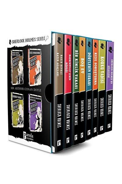 Sherlock Holmes Seti (8 Kitap)
