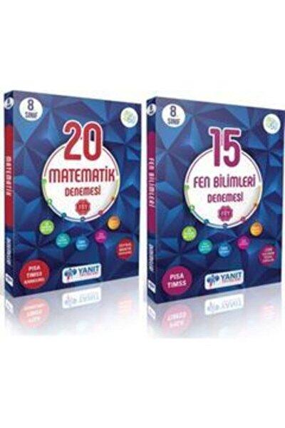 8.sınıf Matematik-fen Deneme 2 Li Set