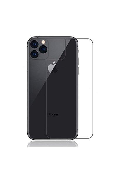Apple Iphone 11 Pro Max Arka Cam Kırılmaz Koruma