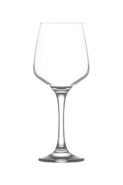 Lal 6 Parça Kırmızı Şarap Kadehi