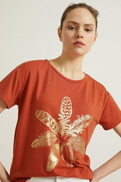Kadın Copper T-Shirt