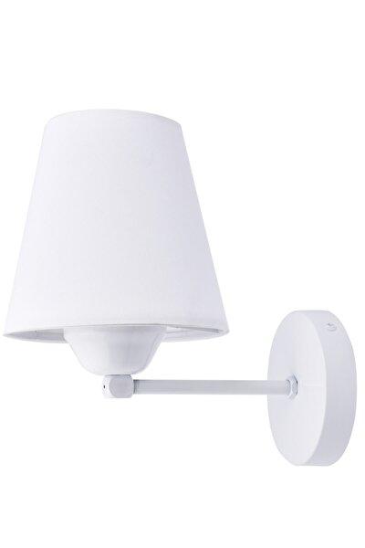 Beyaz Metal Gövdeli Şapkalı Aplik