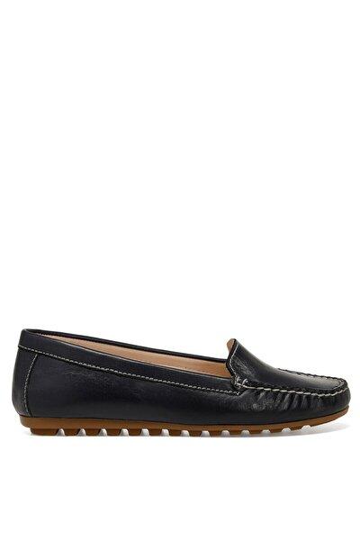 CATHI Lacivert Kadın Loafer Ayakkabı 100525969