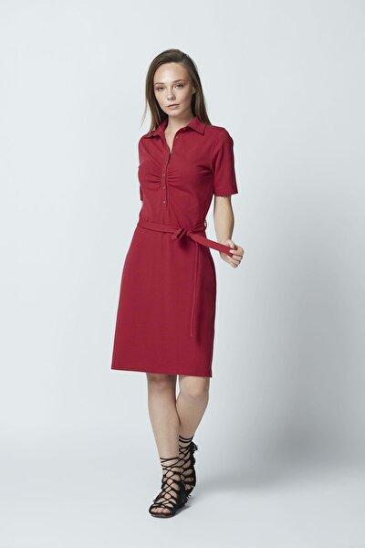 Better Cotton Pike Polo Spor Kadın Elbise