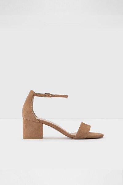 Vıllarosa-tr - Bej Kadın Topuklu Sandalet