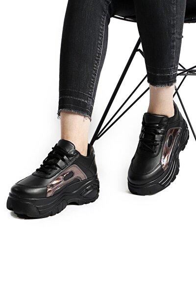 Kadın Günlük Spor Ayakkabı Sneaker Soby11020003