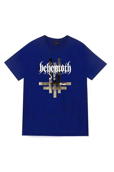 Behemoth Baskılı T-shirt