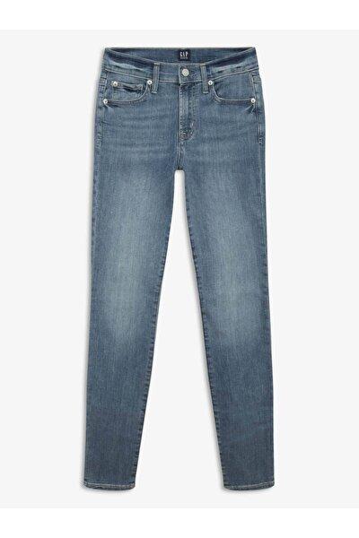 True Skinny Ankle Jean Pantolon