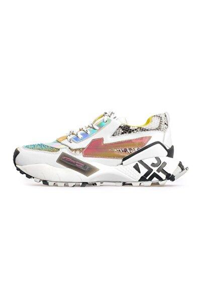 Beyaz Kombin Sneakers