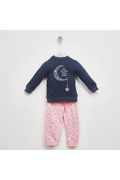 Kız Çocuk Pijama Takımı 2021gk39006