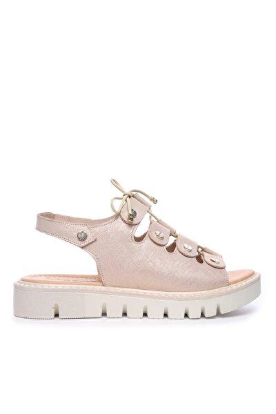 Kadın Derı Sandalet Sandalet 169 51904 Bn Sndlt