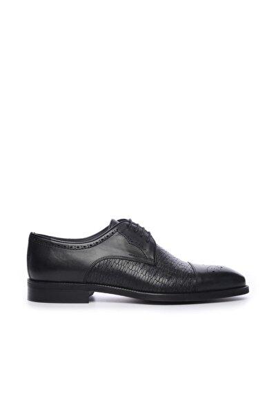 Erkek Derı Klasik Ayakkabı 425 54m Erk Ayk
