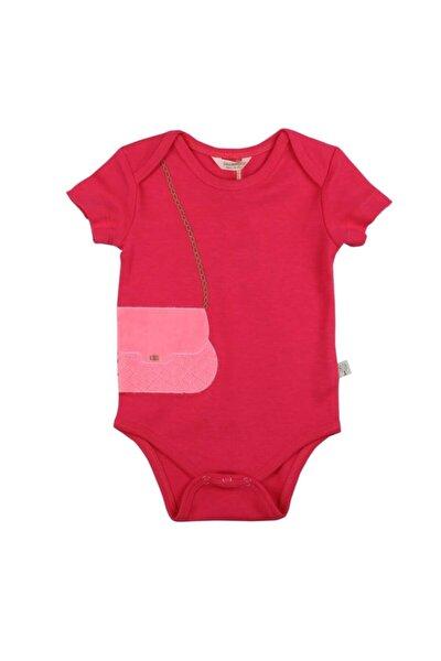 Kız Bebek Pembe Body