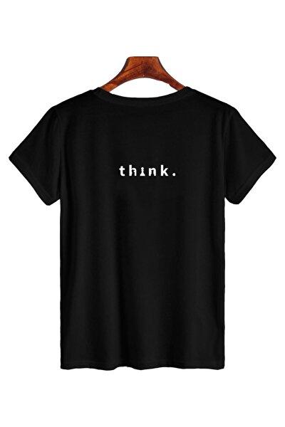 Satranç Tişörtü Think