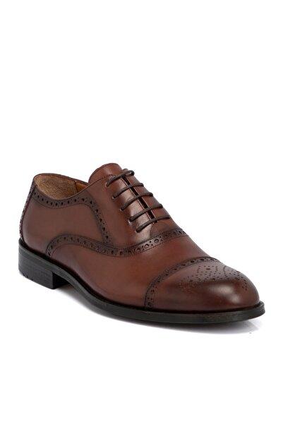 Taba Erkek Deri Ayakkabı 55046a37