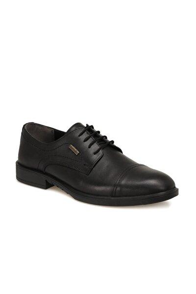 Derta Siyah Erkek Klasik Ayakkabı