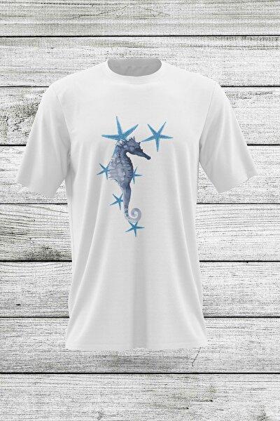 Kadın T-shirt Model : Denizatı