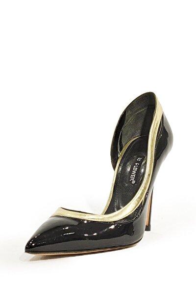 Hakiki Deri Klasik Topuklu Ayakkabı Flw14y-6749