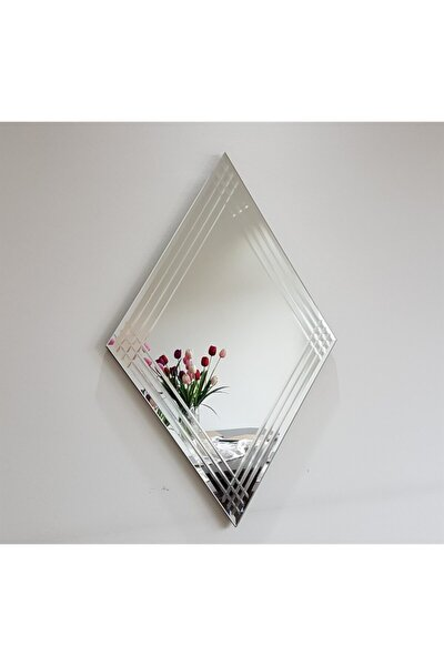 Dekoratif Baklava Ayna 68x45 cm A402a