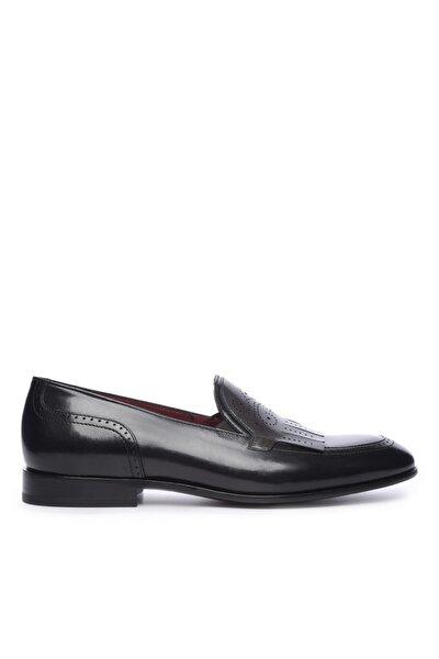 Erkek Derı Klasik Ayakkabı 342 7231 K Erk Ayk