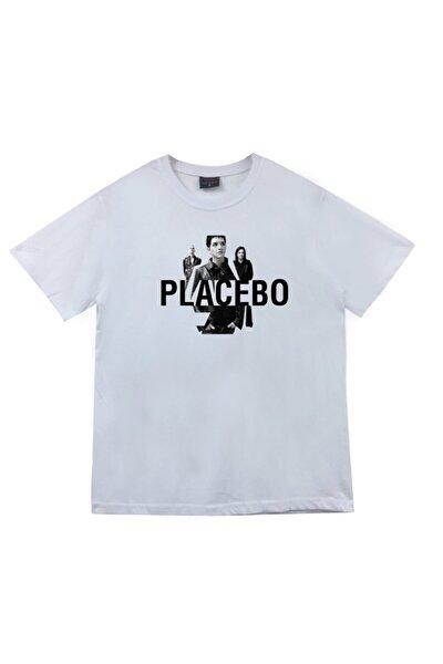 Placebo Baskılı T-shirt