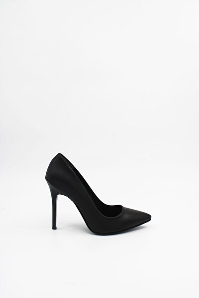 Kadın Siyah Ayakkabı  BRLERZ00134