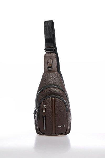 Fscr064697 Kahverengi Unisex Body Bag