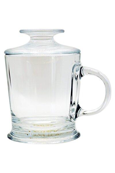 Defne Koz Kapaklı Çay Bardağı 3'lü