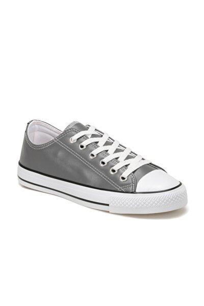 EC-2001 Gri Erkek Kalın Tabanlı Sneaker 100669569