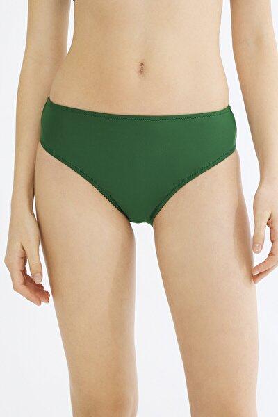 Yeşil Basic Cover Bikini Altı