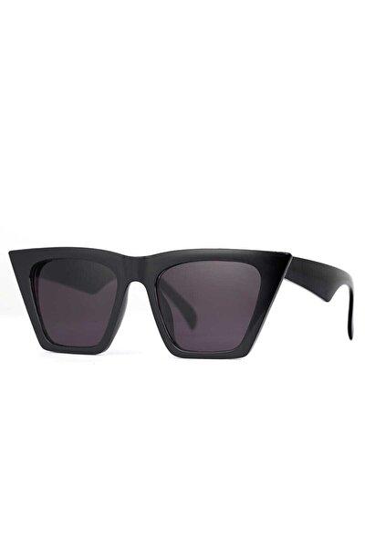 Kadın Siyah Cat Eye Güneş Gözlüğü