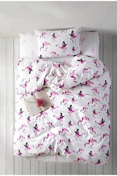 Flamingo Tek Kişilik Nevresim Takımı