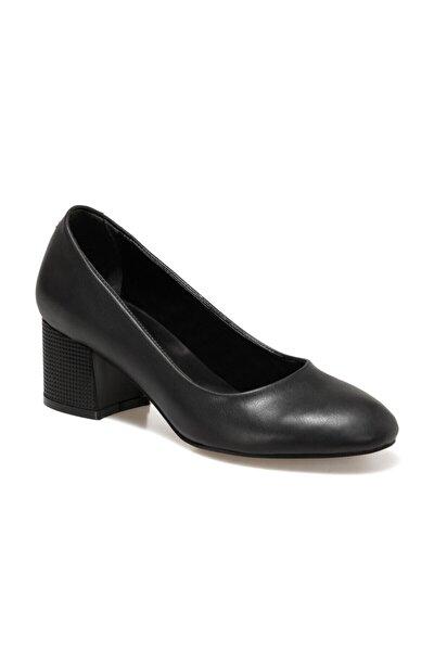 316087CZ Siyah Kadın Topuklu Ayakkabı 100567659