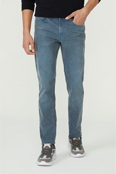 Erkek Mavi Slim Fit Jean Pantolon E003506