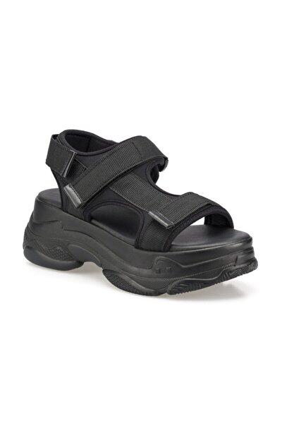 315747S.Z Siyah Kadın Sandalet 100508475