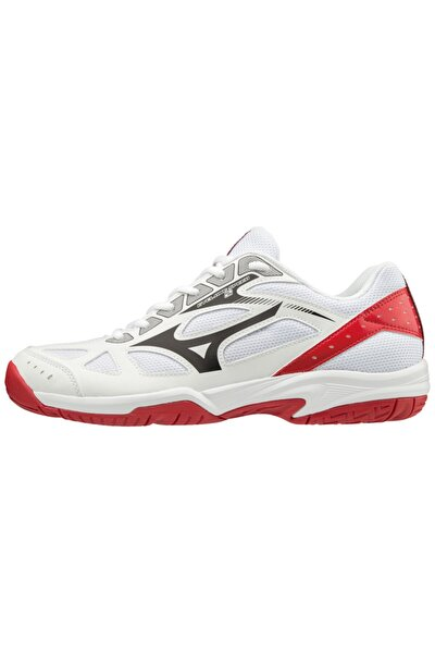 Cyclone Speed 2 Unisex Voleybol Ayakkabısı Beyaz / Kırmızı