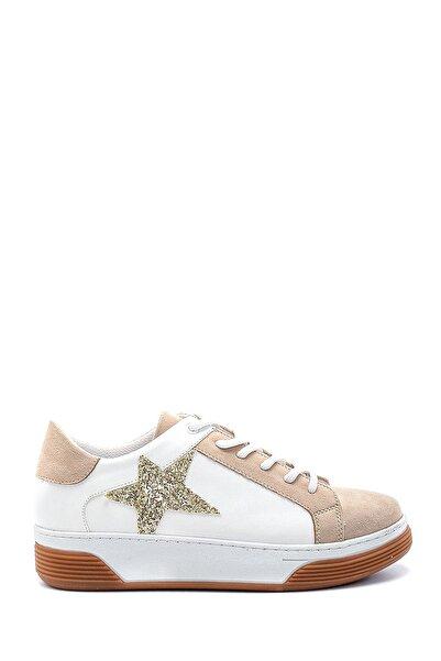 Kadın Yıldız Detaylı Sneaker