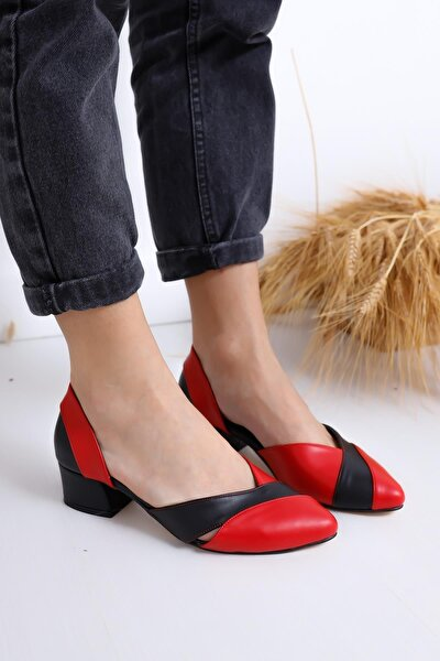 Peggy Topuklu Cilt Ayakkabı