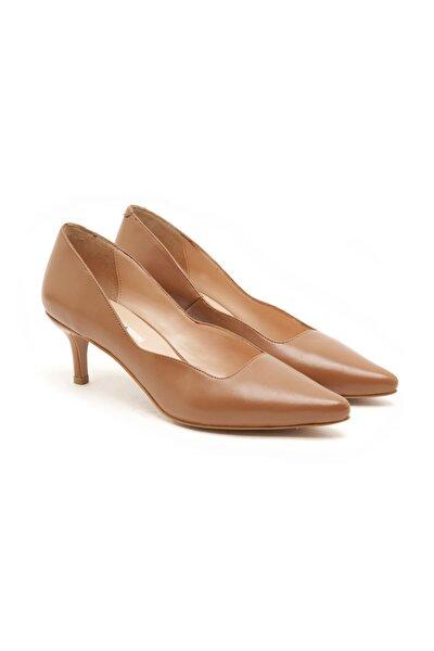 Emilia Kadın Deri Klasik Ayakkabı